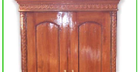 Lemari Pakaian Kecil lemari pakaian klender 2 pintu kecil allia furniture