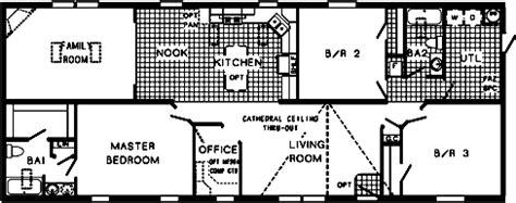 Floor Plans Ranch eastland ranch