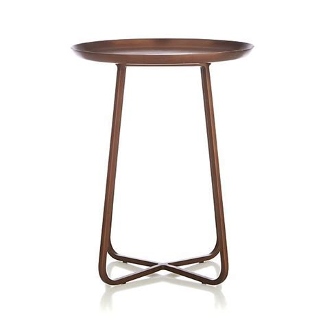 Copper Side Table Copper Side Table Furnitures