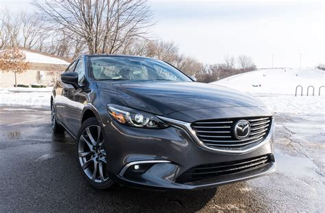 review 2017 mazda6 grand touring 95 octane