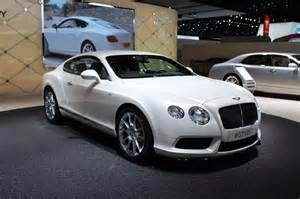 Bentley Vehicle 2014 Bentley Gt V8 S Preview Live Photos 2014 Detroit