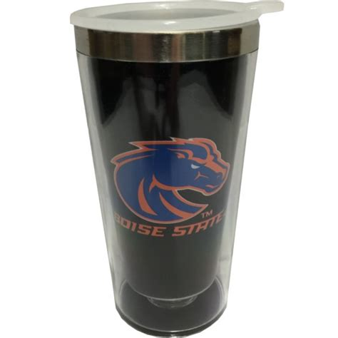 boise state colors boise state broncos color change tumbler