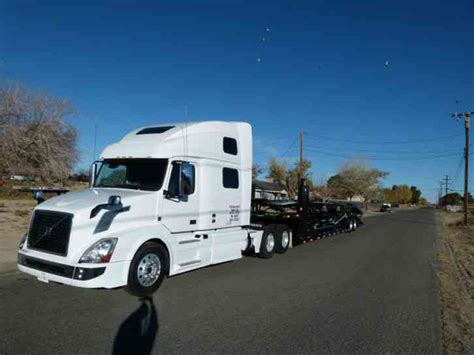 2016 volvo semi volvo vnl 2016 sleeper semi trucks