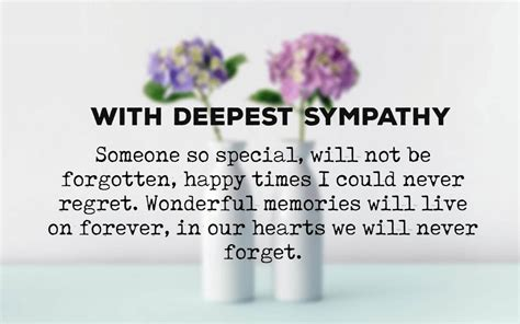 sympathy message sympathy messages and condolence quotes with images