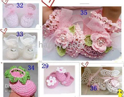 Handmade Baby Goods - where to buy crochet baby booties where can i buy