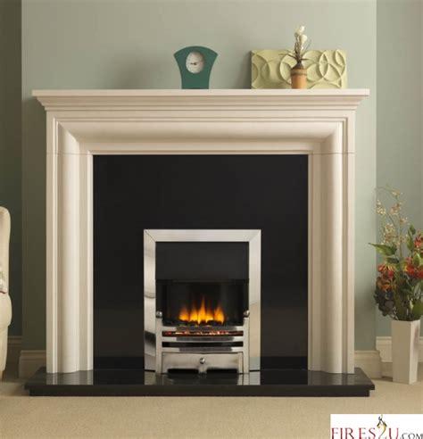 And Fireplace by Pureglow Wenlock 54 Quot Limestone Fireplace Surround