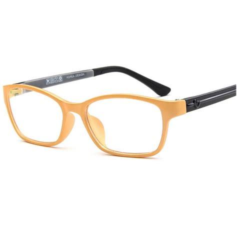 wholesale 2016 brand designer retro clear eyeglasses