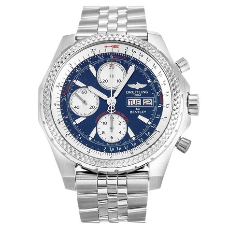 bentley breitling blue breitling bentley gt a13363 replica watches store