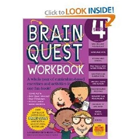 Brain Quest Workbook Grade 1 pin by marqui artistry on baron