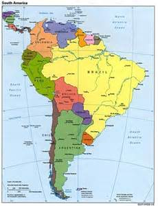 map for america map page of south america