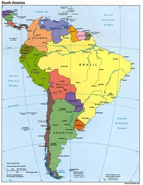 map usa and south america map page of south america