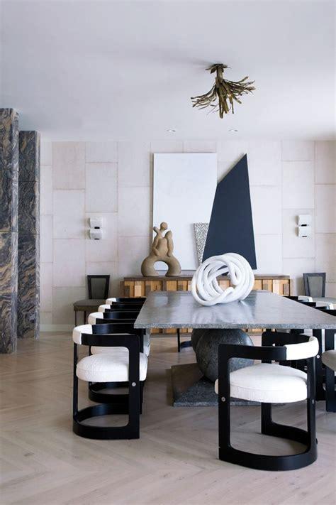 modern vintage interior design bonjourlife black and white kellywearstler furniture vintage