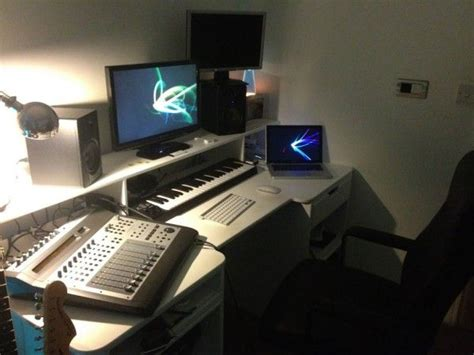 recording studio desk ikea studio studio