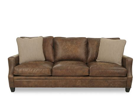 Mathis Brothers Leather Sofas Mocha Sofa Mocha Sofa Thesofa