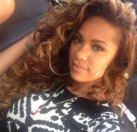 erica mena hair 17 best images about erica mena love hip hop on
