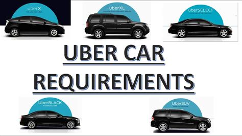 uber car requirements    uber car requirements