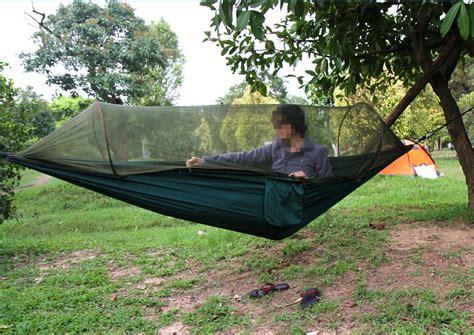 hammock tent back trail