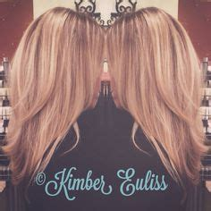 full highlight placement full foil and haircut by kimber euliss at aveda fredric s