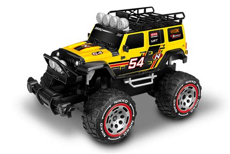 Jeep Of Road 4x4 Remot Scale 18 1 18 scale road trucks state