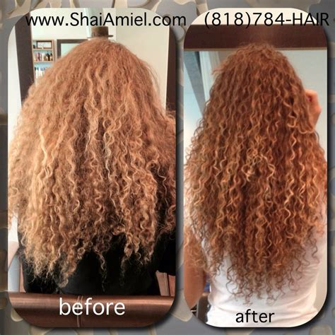 devacurl cutting technique a simple trim will make a big difference haircut and