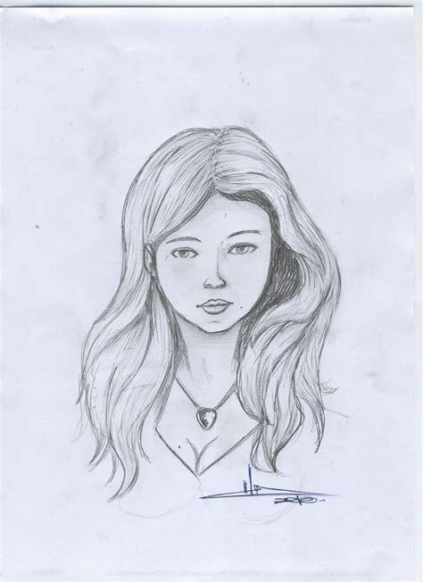 desenho femininos henrique no mundo dos desenhos rosto feminino