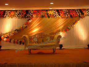 stage flower decoration in gurgaon delhi noida flower