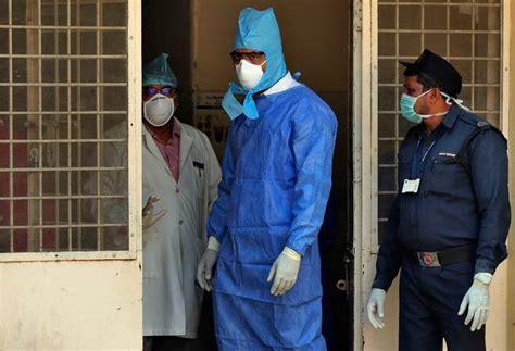 india officially registers   case  coronavirus
