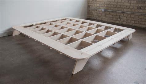 Bed Frame Donation Trestle Bed Frame Craig Stover