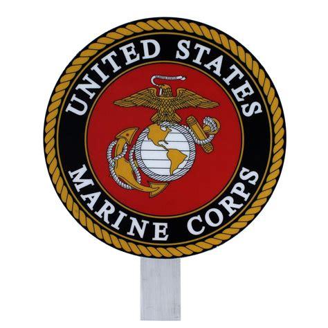 marine corp colors us marine corps grave flag holder