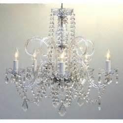 Crystals For A Chandelier Empress Tm Chandelier Chandeliers Lighting H25