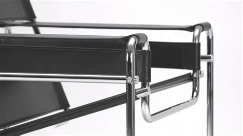 breuer armchair fauteuil marcel breuer wassily armchair mb14 classic
