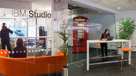 Home Design Studio Rochester Mn by Ibm Studio Opens In London To Transform The Client