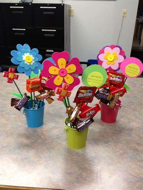 customer appreciation may day baskets craft diy ideas