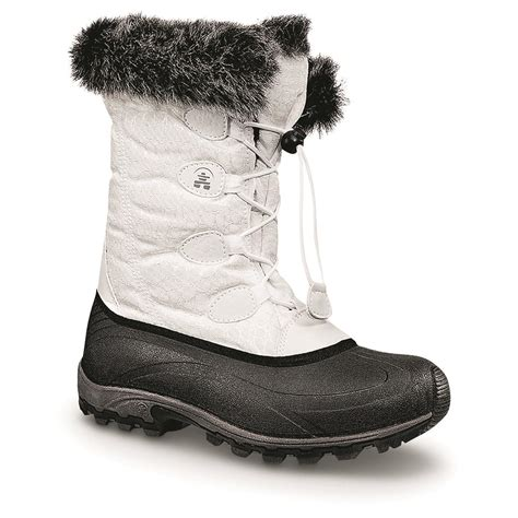 womans snow boots kamik s momentum winter boots 609579 winter