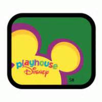 playhouse disney blend of logo playhouse disney brands of the world download vector