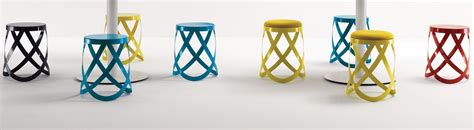 ribbon stool haworth collection