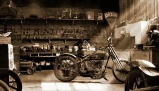 Motorcycle Shop Motorcycle Shop By Mike Mcglothlen