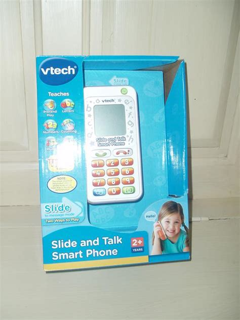Vtech Animal Slide Phone vtech slide talk smart phone boxed wednesfield sandwell