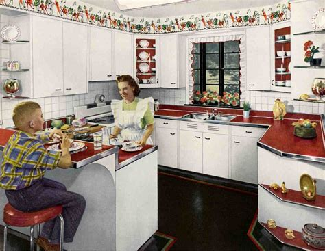 1950s kitchen 1948 was a very good year awesome retro kitchens and cary