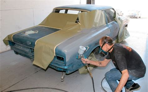 best paint for car the definitive guide to spray painting a car