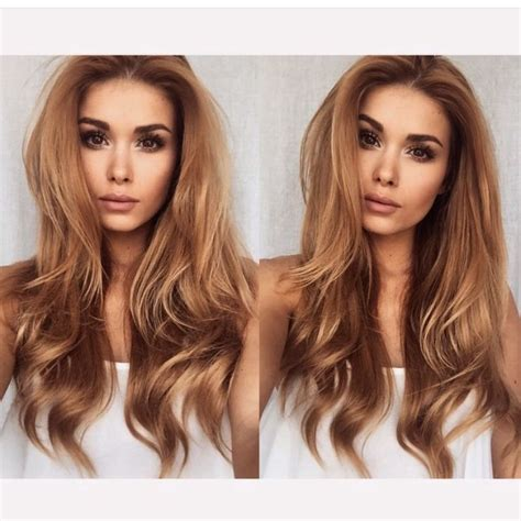 gold hair color best 25 copper gold hair ideas on copper gold
