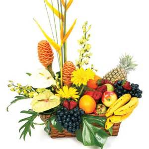 Flowers And Fruits - florist sydney fresh fruit and tropical flowers australia