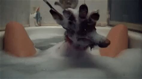 Freddy Krueger Bathtub by Nightmare On Elm Gifs Find On Giphy