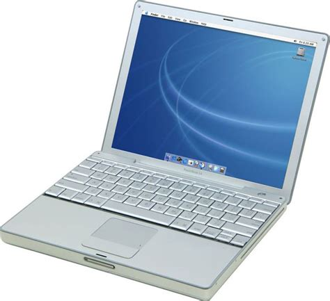 Laptop Apple Powerbook G4 apple powerbook g4 1 5ghz 12 2005 small laptops and