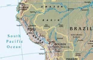 altiplano south america map gate of the sun map of ecuador peru and bolivia