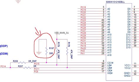 why pull resistor is used microcontroller why does atmel use 39r pull resistor electrical engineering stack exchange