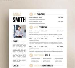 creative resume templates free creative resume templates free word free sles
