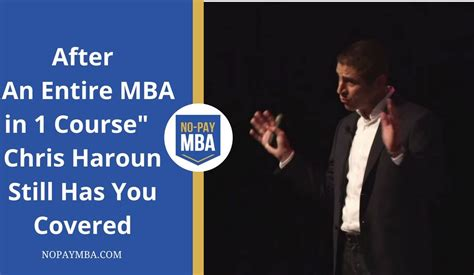 Udemy An Entire Mba In 1 Course by No Pay Mba No Pay Mba