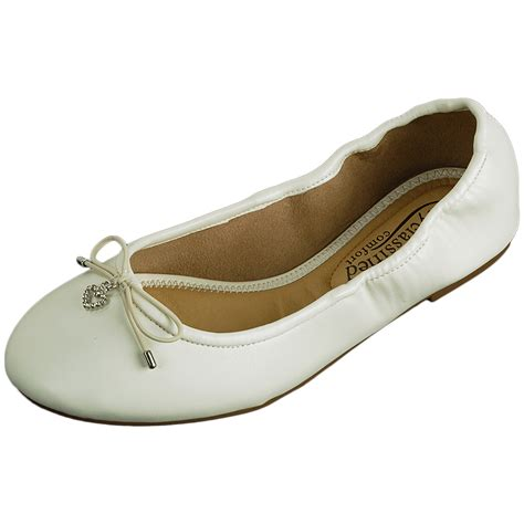 comfortable dressy flats womens ballet flats slip on ballerina slippers casual