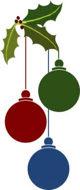 christmas ornaments clip art at clker com vector clip